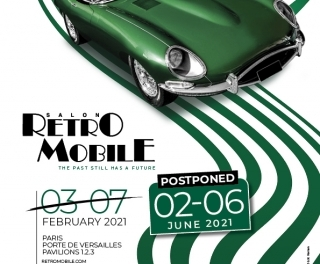 Retromobile Paris (2021-06-02)