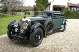 Bentley Speed 6 (Blue Train Special)