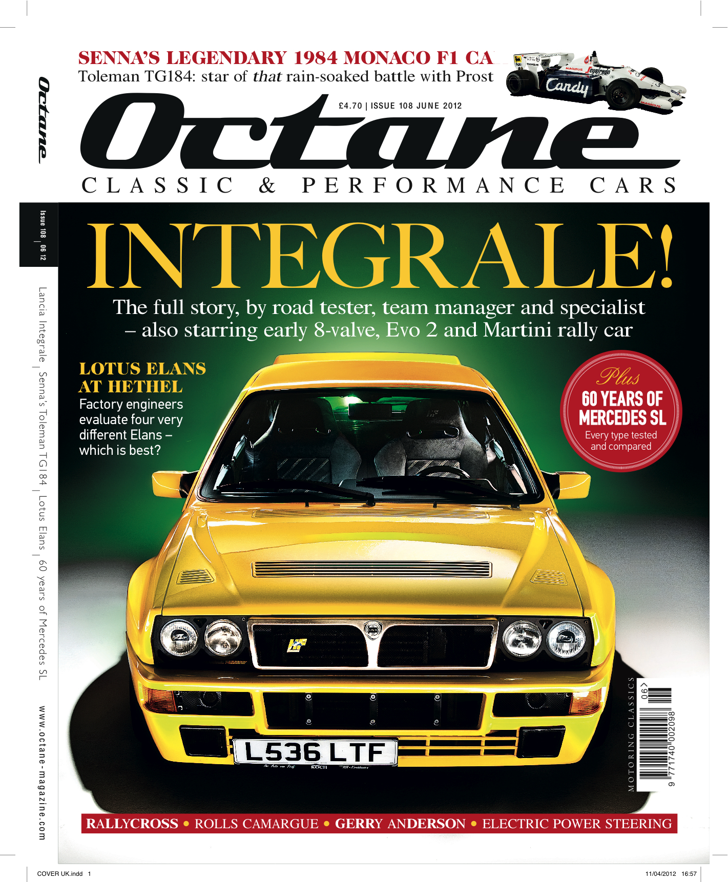 OCTANE (UK) (2012-06-01)