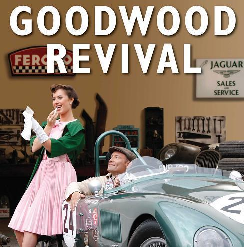 GOODWOOD REVIVAL (GB) (2015-09-11)