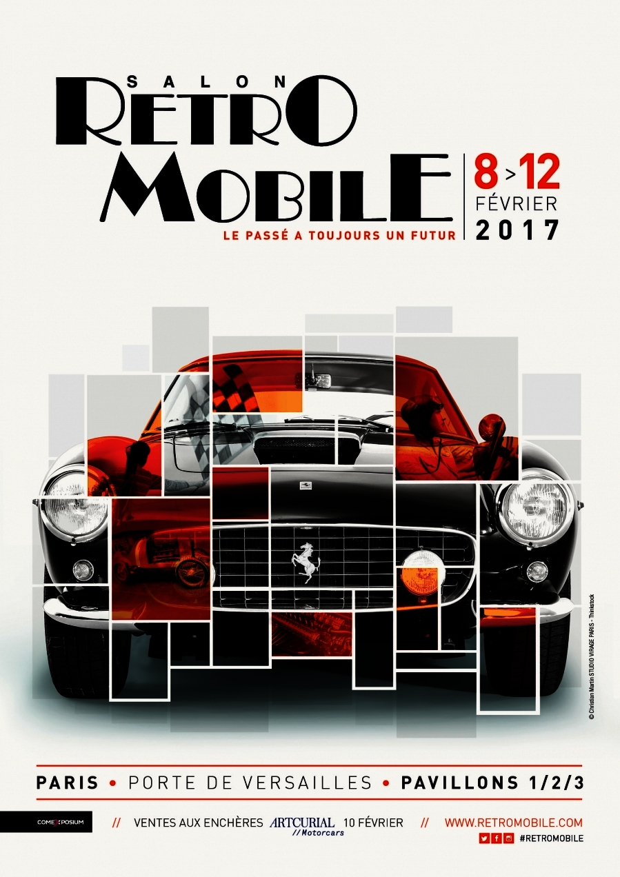 RETROMOBILE PARIS (FR) (2017-02-08)