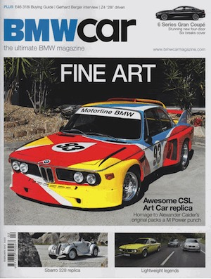 BMW CAR MAGAZINE (UK) (2009-12-01)