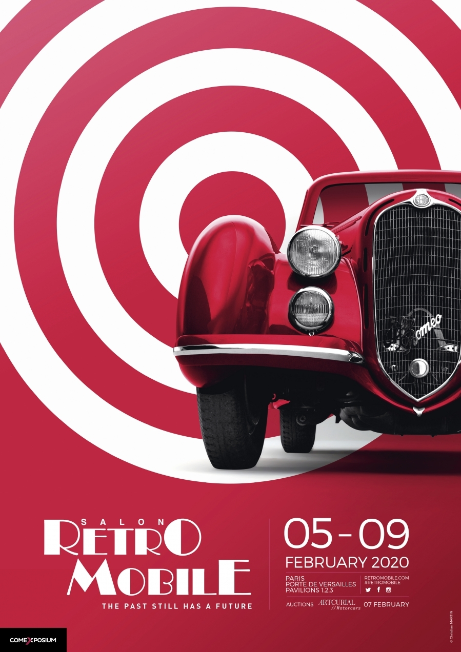 RETROMOBILE PARIS (FR) (2020-02-05)