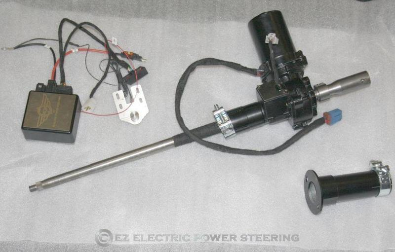 pennock s forum electric power steering by animal ezpowersteering 7 11 chevrolet html acircmiddot americanpowertrain c power steering html