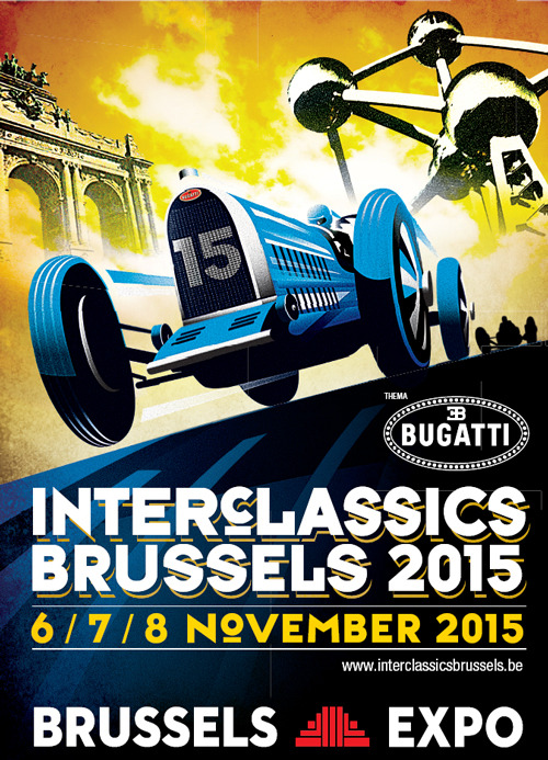 INTERCLASSICS BRUSSELS (2015-11-06)
