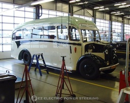 Commer Harrington Bus