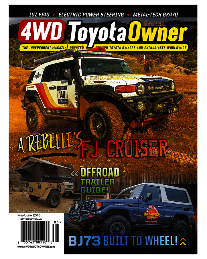 4WD TOYOTA OWNER (USA) (2018-05-01)