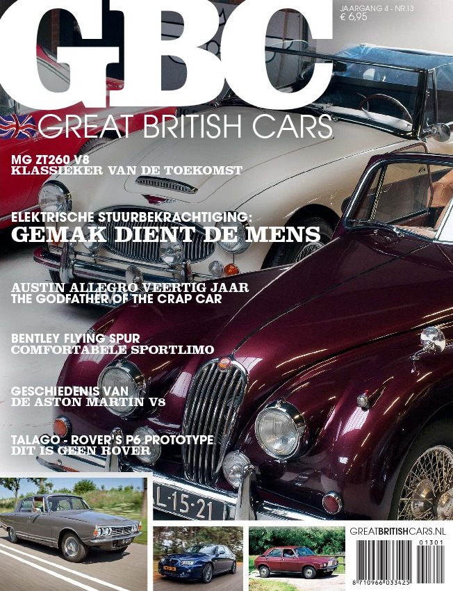 GREAT BRITISH CARS (NL) (2013-03-02)