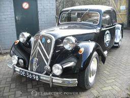 Citroën Traction Avant (15 SIX)