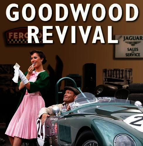 GOODWOOD REVIVAL (GB) (2016-09-09)