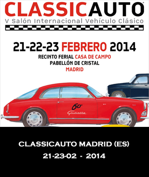 Classic Auto Madrid 2014 - EZ Electric Power Steering