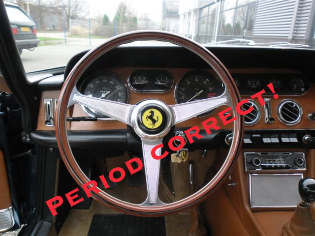 EZ Power Steering period correct smaller steering wheel Porsche 911