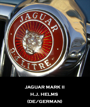 JAGUAR MARK II - EZ ELECTIC POWER STEERING