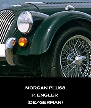 MORGAN PLUS8 - EZ ELECTRIC POWER STEERING