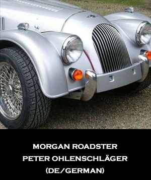 MORGAN ROADSTER - EZ ELECTRIC POWER STEERING