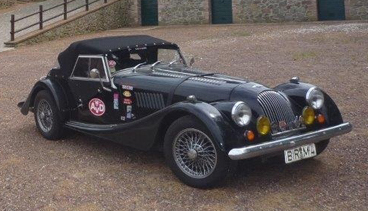 Morgan Plus8 - Erfahrungen mit EZ Power Steering