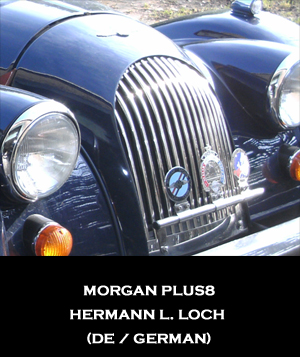 MORGAN PLUS 8 - EZ ELECTRIC POWER STEERING