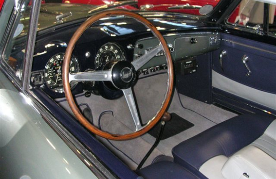 EZ Power steering Nardi steering wheel Lancia Aurelia B20 GTi