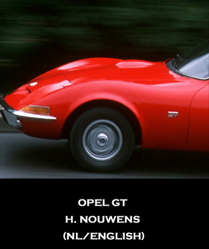 OPEL GT - Dhr. H. NOUWENS (NL) - EZ ELECTRIC POWER STEERING