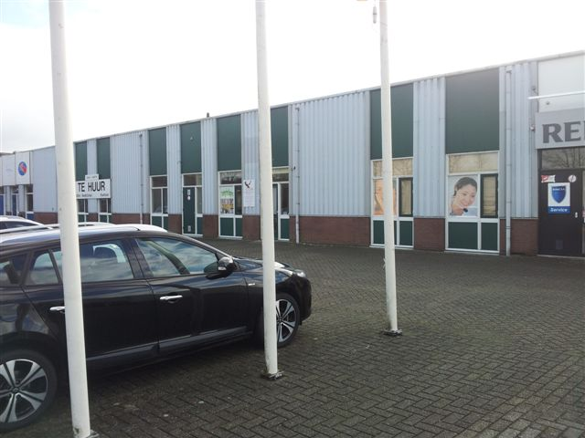 EZ Electric Power Steering - new company building in reconstruction