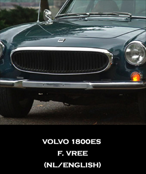 VOLVO 1800 ES - EZ ELECTRIC POWER STEERING