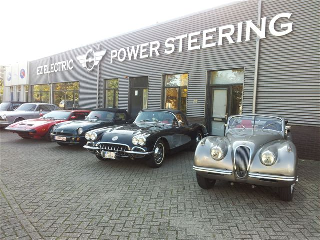 EZ Power Steering - new company building