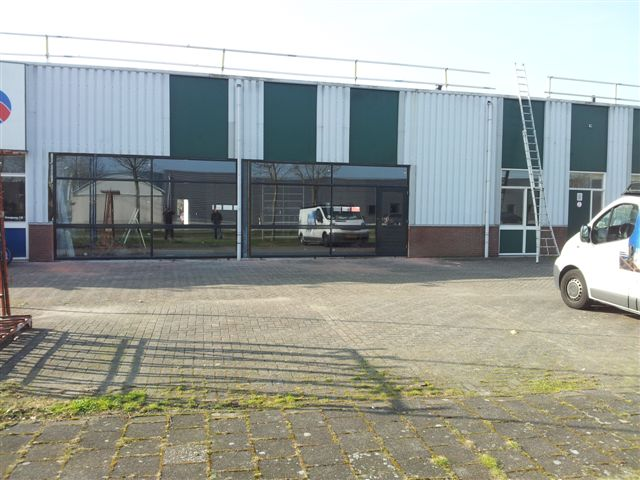 EZ Electric Power Steering - new company building in reconstruction 2