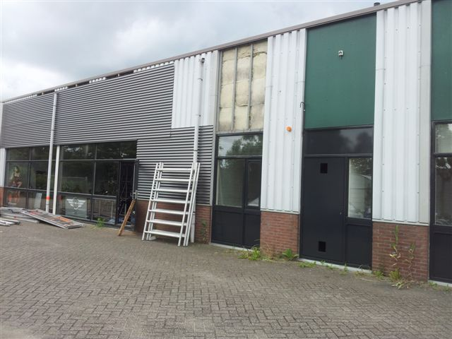 EZ Electric Power Steering - new company building in reconstruction 3