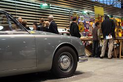 Jaguar Mark II, stuurbekrachtiging ingebouwd - EZ Electric Power Steering